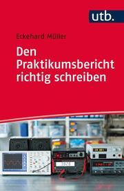 Den Praktikumsbericht richtig schreiben - Cover
