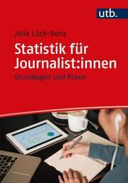 Statistik für Journalist:innen - Cover