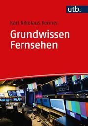 Grundwissen Fernsehen - Cover