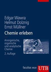 Chemie erleben - Cover