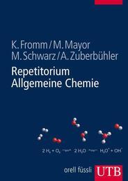 Repetitorium Allgemeine Chemie - Cover