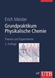 Grundpraktikum Physikalische Chemie - Cover