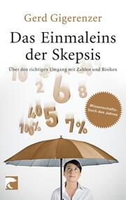 Das Einmaleins der Skepsis - Cover