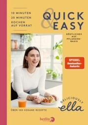 Deliciously Ella - Quick & Easy - Cover