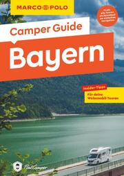 MARCO POLO Camper Guide Bayern - Cover