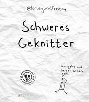 Schweres Geknitter - Cover