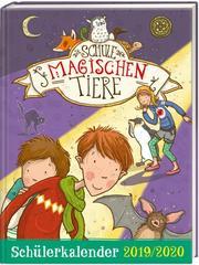 Die Schule der magischen Tiere Schülerkalender 2019/2020 - Cover