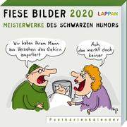 Fiese Bilder 2020 - Cover