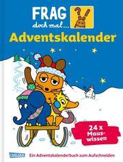 Frag doch mal die Maus - Der Adventskalender - Cover