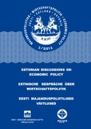 Estnische Gespräche über Wirtschaftspolitik 2/2015