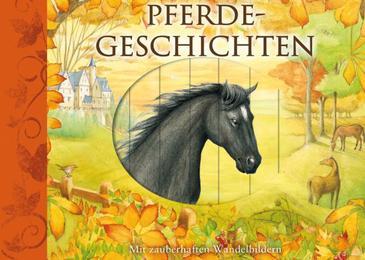 Pferdegeschichten - Cover
