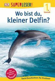 Wo bist du, kleiner Delfin? - Cover