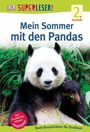 Mein Sommer mit den Pandas - Cover