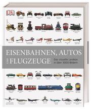 Eisenbahnen, Autos und Flugzeuge - Cover