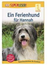 Ein Ferienhund für Hannah - Cover