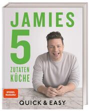 Jamies 5-Zutaten-Küche - Cover