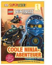LEGO NINJAGO Coole Ninja-Abenteuer - Cover