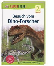 Besuch vom Dino-Forscher - Cover