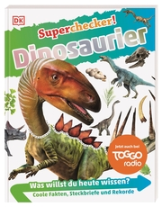 Superchecker! Dinosaurier