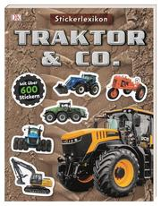 Sticker-Lexikon. Traktor & Co.