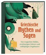 Griechische Mythen und Sagen - Cover