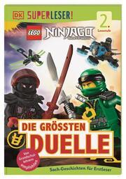 SUPERLESER! LEGO NINJAGO Die größten Duelle