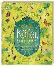 Käfer, Bienen, Spinnen - Cover