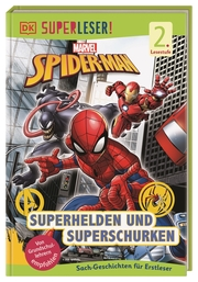 SUPERLESER! MARVEL Spider-Man Superhelden und Superschurken