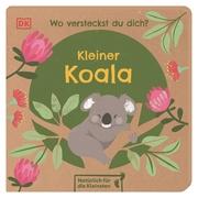 Wo versteckst du dich? Kleiner Koala
