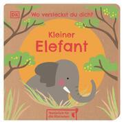 Wo versteckst du dich? Kleiner Elefant