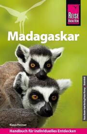 Reise Know-How Reiseführer Madagaskar