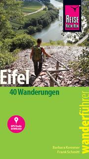 Wanderführer Eifel - Cover