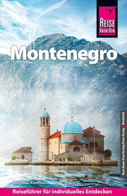Reise Know-How Reiseführer Montenegro
