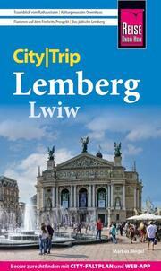 Reise Know-How CityTrip Lemberg/Lwiw