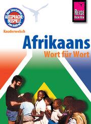 Afrikaans - Wort für Wort - Cover
