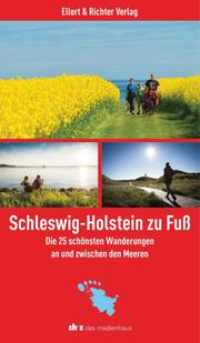 Schleswig-Holstein zu Fuß - Cover