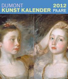 DuMont Kunst Kalender - Paare 2012