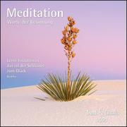 Meditation 2020 - Broschürenkalender - Wandkalender - mit herausnehmbarem Poster und Zitaten - Format 30 x 30 cm