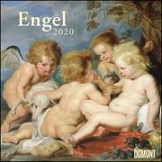 Engel 2020 - Broschürenkalender - Wandkalender - Format 30 x 30 cm