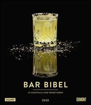 Bar Bibel 2020 - Wandkalender im Hochformat 34,5 x 40 cm