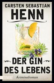 Der Gin des Lebens - Cover