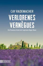 Verlorenes Vernègues - Cover