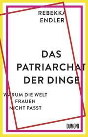 Das Patriarchat der Dinge - Cover