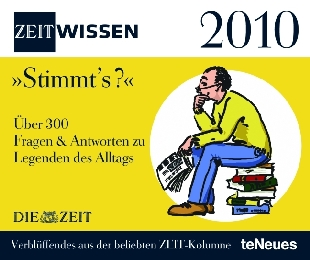 Stimmt's? - Cover