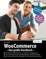 WooCommerce - das große Handbuch - Cover