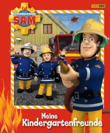 Feuerwehrmann Sam Kindergartenfreundebuch - Cover