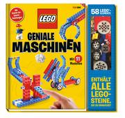 LEGO Geniale Maschinen: Mit 11 Modellen - Cover