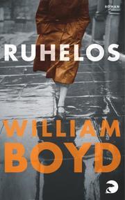 Ruhelos - Cover