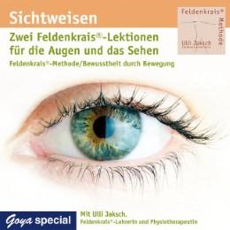 Sichtweisen - Zwei Feldenkrais-Lektionen für die Augen und das Sehen - Cover