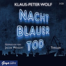 Nachtblauer Tod - Cover